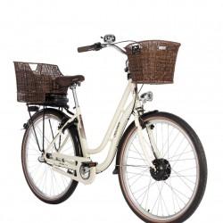Bicicleta Eléctrica Retro...